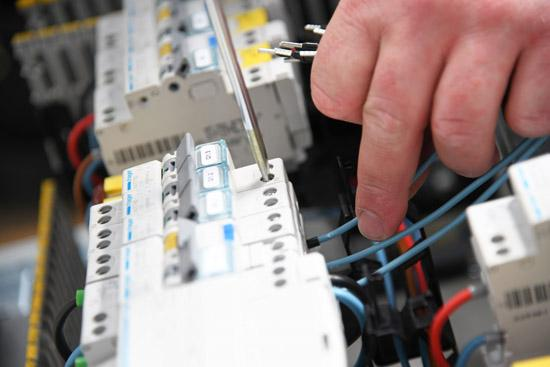 Branchements tableau électrique